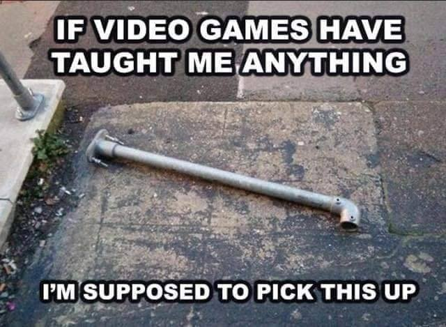 What have video games taught you?
